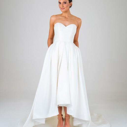 Alice wedding dress front