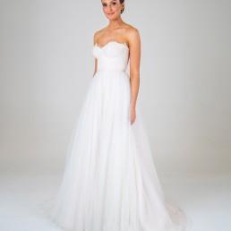 Cordelia wedding dress front