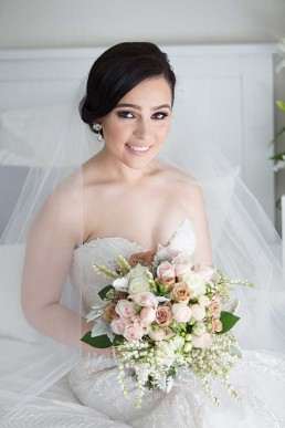 Nicole Olivia Wedding Gown